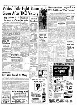 The Courier News from Blytheville, Arkansas on July 15, 1954 · Page 3