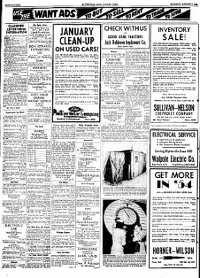 The Courier News from Blytheville, Arkansas on January 7, 1954 · Page 14