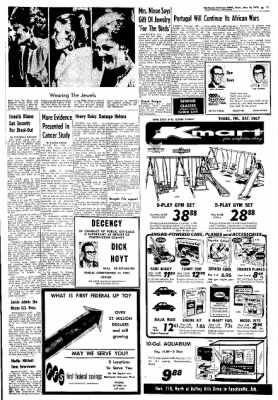 Northwest Arkansas Times from Fayetteville, Arkansas on May 16, 1974 · Page 11