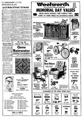 Northwest Arkansas Times from Fayetteville, Arkansas on May 26, 1974 · Page 6
