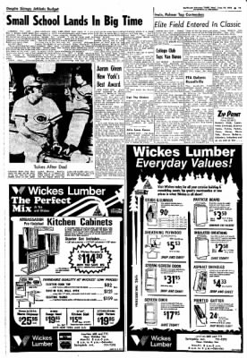 Northwest Arkansas Times from Fayetteville, Arkansas on June 19, 1974 · Page 17