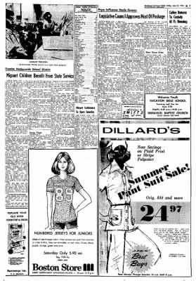 Northwest Arkansas Times from Fayetteville, Arkansas on June 21, 1974 · Page 5