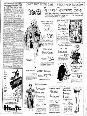 Northwest Arkansas Times from Fayetteville, Arkansas on February 21, 1952 · Page 3