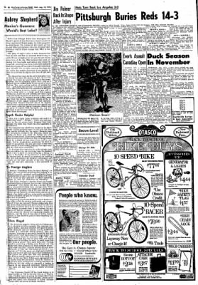 Northwest Arkansas Times from Fayetteville, Arkansas on August 14, 1974 · Page 13