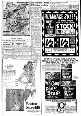 Northwest Arkansas Times from Fayetteville, Arkansas on August 28, 1974 · Page 3