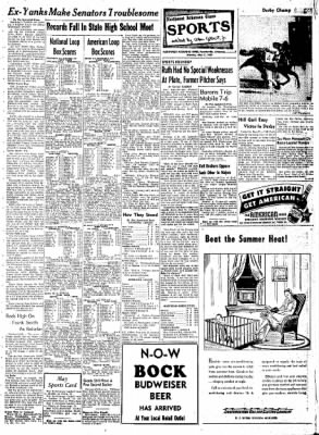 Northwest Arkansas Times from Fayetteville, Arkansas on May 5, 1952 · Page 9