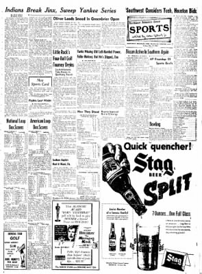 Northwest Arkansas Times from Fayetteville, Arkansas on May 9, 1952 · Page 7