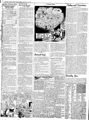 Northwest Arkansas Times from Fayetteville, Arkansas on May 29, 1952 · Page 4