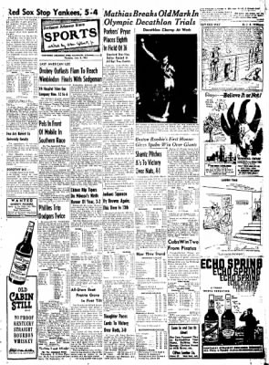 Northwest Arkansas Times from Fayetteville, Arkansas on July 3, 1952 · Page 5