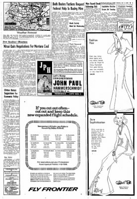 Northwest Arkansas Times from Fayetteville, Arkansas on October 7, 1974 · Page 3
