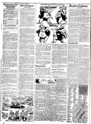 Northwest Arkansas Times from Fayetteville, Arkansas on July 17, 1952 · Page 4