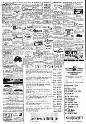 Northwest Arkansas Times from Fayetteville, Arkansas on October 25, 1974 · Page 18