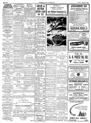 The Courier News from Blytheville, Arkansas on January 7, 1955 · Page 10
