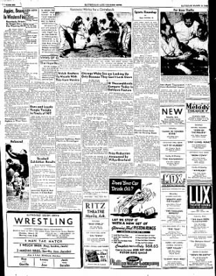 The Courier News from Blytheville, Arkansas on March 19, 1949 · Page 6