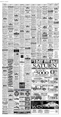 Pittsburgh Post-Gazette from Pittsburgh, Pennsylvania on September 7, 2004 · Page 31