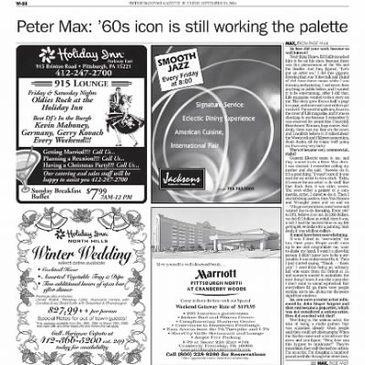 Pittsburgh Post-Gazette from Pittsburgh, Pennsylvania on September 10, 2004 · Page 119