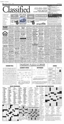 Pittsburgh Post-Gazette from Pittsburgh, Pennsylvania on October 7, 2004 · Page 32