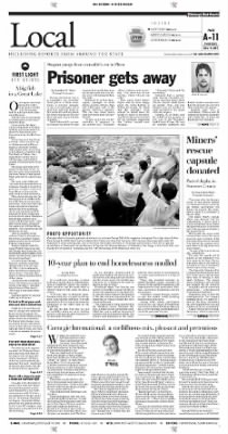 Pittsburgh Post-Gazette from Pittsburgh, Pennsylvania on October 14, 2004 · Page 11