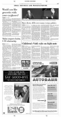 Pittsburgh Post-Gazette from Pittsburgh, Pennsylvania on October 20, 2004 · Page 31