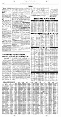 Pittsburgh Post-Gazette from Pittsburgh, Pennsylvania on October 24, 2004 · Page 52