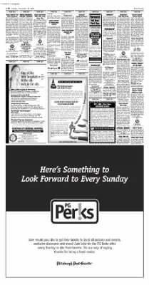 Pittsburgh Post-Gazette from Pittsburgh, Pennsylvania on November 14, 2004 · Page 80