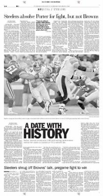 Pittsburgh Post-Gazette from Pittsburgh, Pennsylvania on November 15, 2004 · Page 32