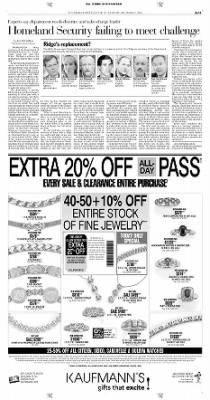 Pittsburgh Post-Gazette from Pittsburgh, Pennsylvania on December 2, 2004 · Page 11